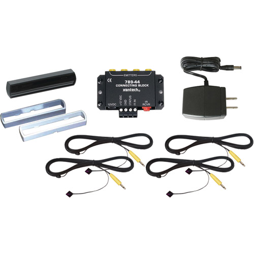 Xantech(R) DL85K LCD/CFL-Proof Dinky Link(TM) IR Receiver Kit