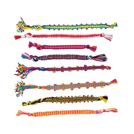 Friendship Bracelet Kit with Instructions