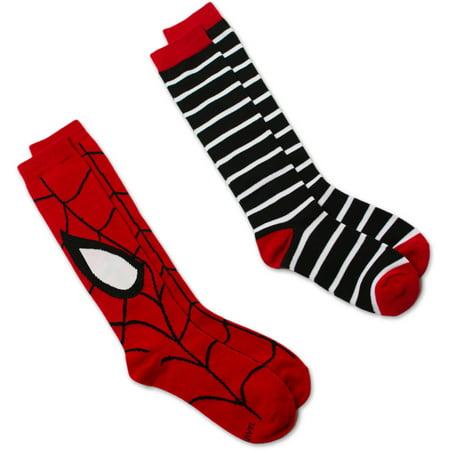 013f9aaee LICENSE - Ladies Marvel Spider-Man Knee High Socks