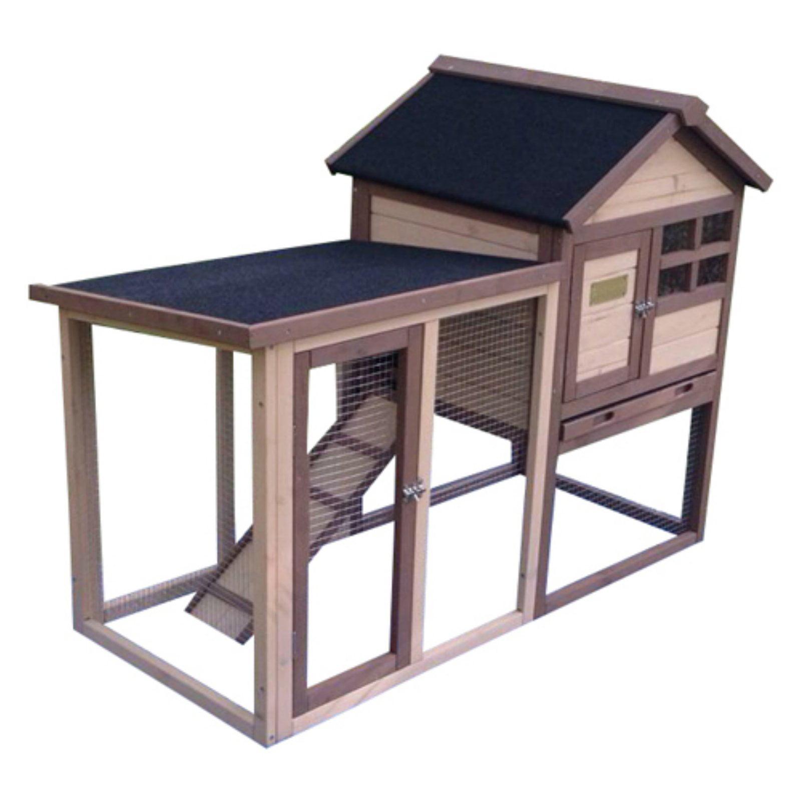 Advantek Stilt House Rabbit Hutch by