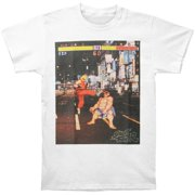 Street Fighter Men's  Real Street Fighter Slim Fit T-shirt White