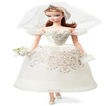 Barbie Collector BMFC Wedding Gown Barbie Doll - Walmart.com