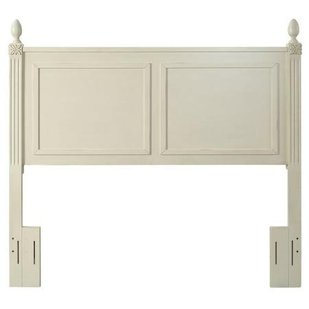 Crosley Furniture Bourdeaux Headboard Queen In Cream ()