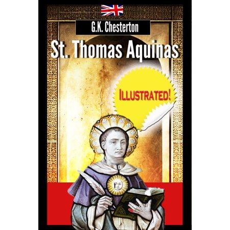 St. Thomas Aquinas (illustrated & annotated) -