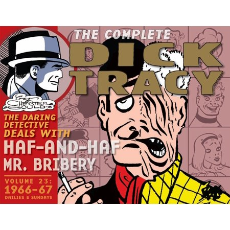 Complete Chester Gould's Dick Tracy Volume 23 (Dick Tracy Fancy Dress)