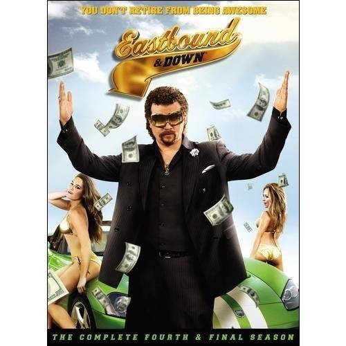 Eastbound & Down: The Complete Fourth And Final Season