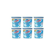 Damp Rid FG01K TM Room Refresher (Pack of 6), Prevents mold and mildew stains by eliminating the excess moisture. By DampRid