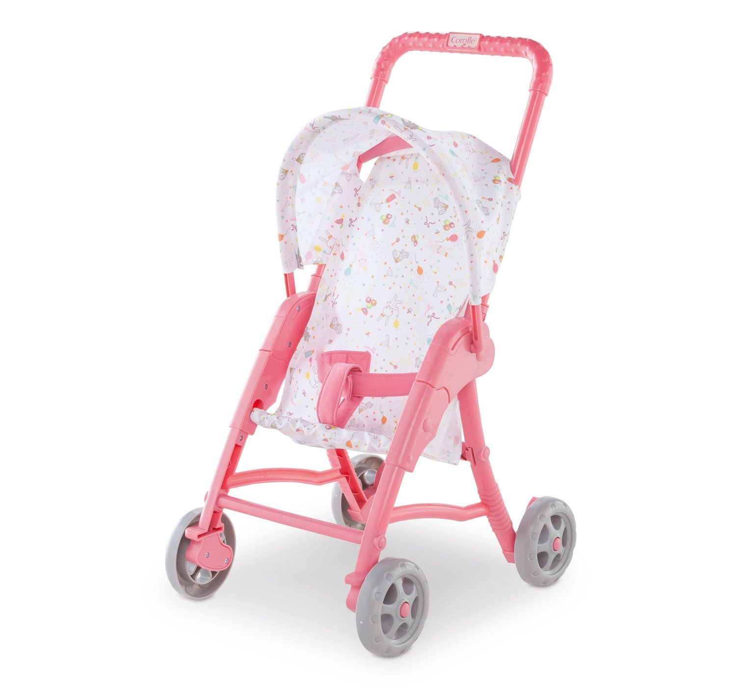 Mon Premier Stroller, Everything little ones need to take care of their baby doll By Corolle