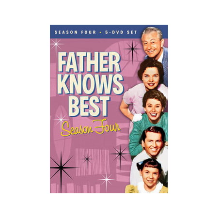 Father Knows Best: Season Four (DVD) (Rodney Young Father Knows Best)