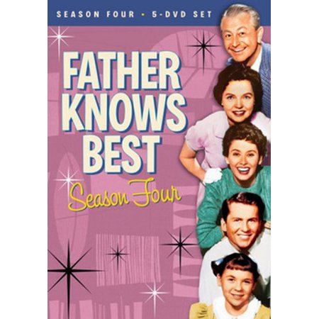 Father Knows Best: Season Four (DVD) (Baby Daddy Season 3 Halloween Special)