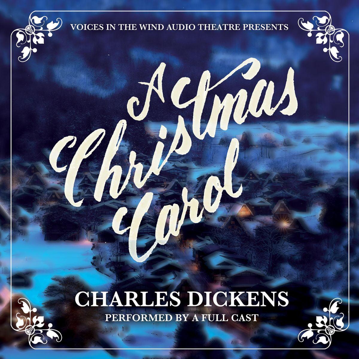 A Christmas Carol - Audiobook