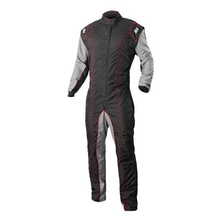 k1 race gear cik/fia level 2 approved kart racing suit (red, xxx-small) (Orca 226 Kompress Race Suit)