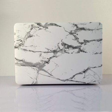 """Marble Matte Hard Case Cover Protector Top Bottom Shell For Apple for Macbook Pro 12"""" - image 4 of 5"""