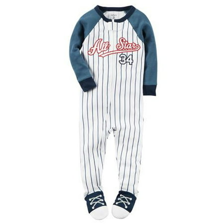 40e78ad3c4 Carter s - Carters Boys 12-24 Months All Star Sleeper - Walmart.com