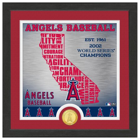 Los Angeles Angels Highland Mint 13