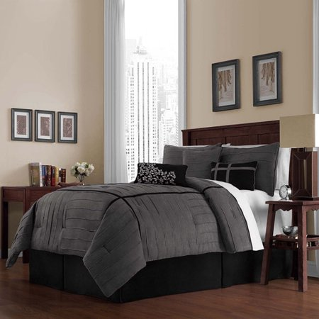 Vcny Home Ellington 7 Piece Bedding Comforter Set