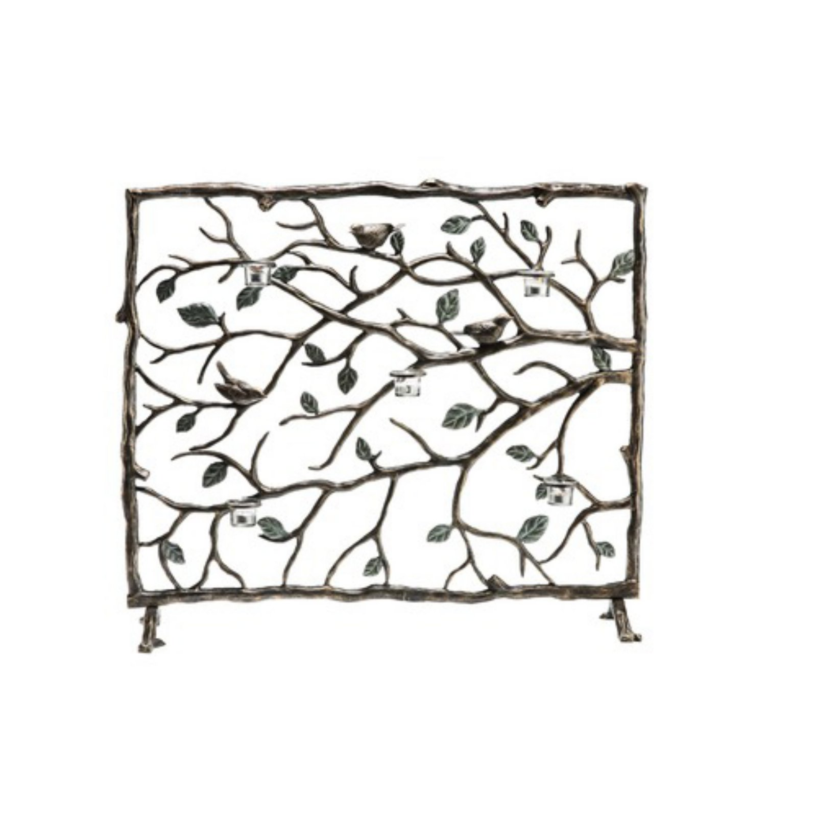 Bird & Branch Firescreen