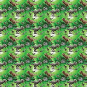 Jurassic World Wrapping Paper
