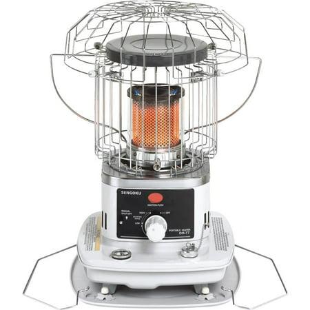 Sengoku/Heat Mate Kerosene Heater OR-77 ()