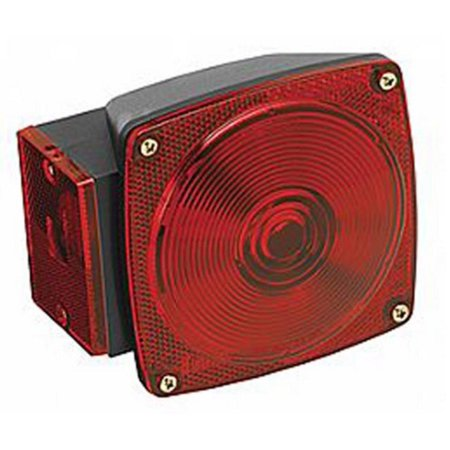 Cequent 2823283 7-Function #80 Series Under 80in. Tail Lights - Left/Roadside