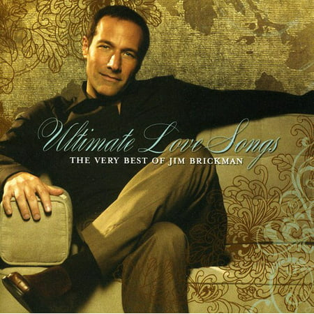 Ultimate Love Songs: The Very Best of Jim Brickman (CD) - Best Halloween Songs For Adults