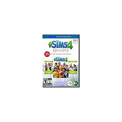 The Sims 4 Bonus Exclusive Bundle - PC Game
