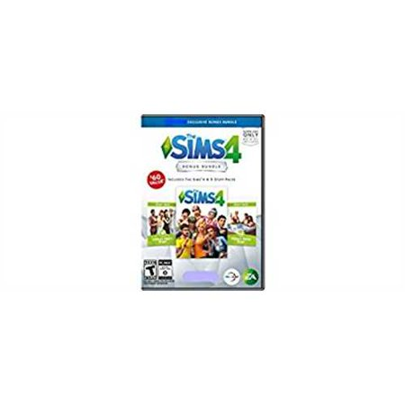 Bonus Bundle - The Sims 4 Bonus Exclusive Bundle - PC Game
