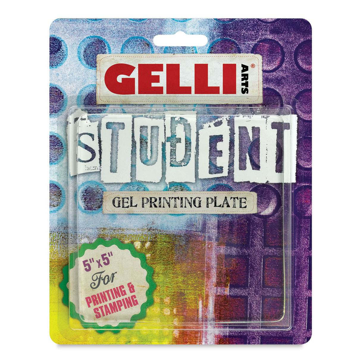 Gelli Arts Gel Printing Plates