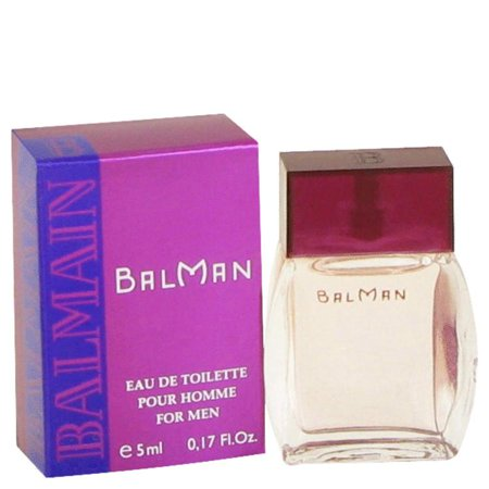 Balmain Parfum (Balman by Pierre Balmain Mini EDT .17 oz )