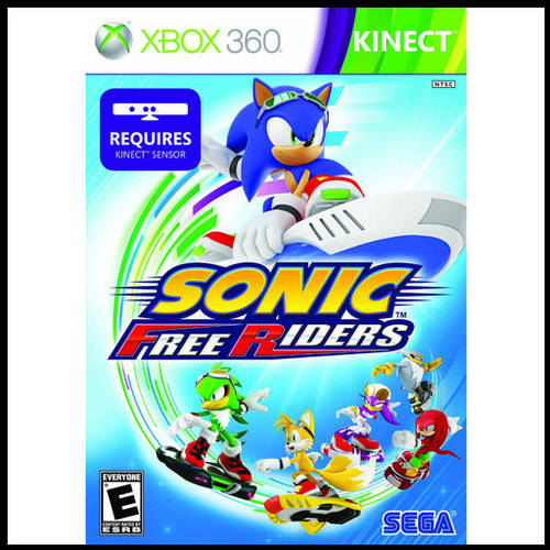 Cokem International Preown 360 Sonic Free Riders