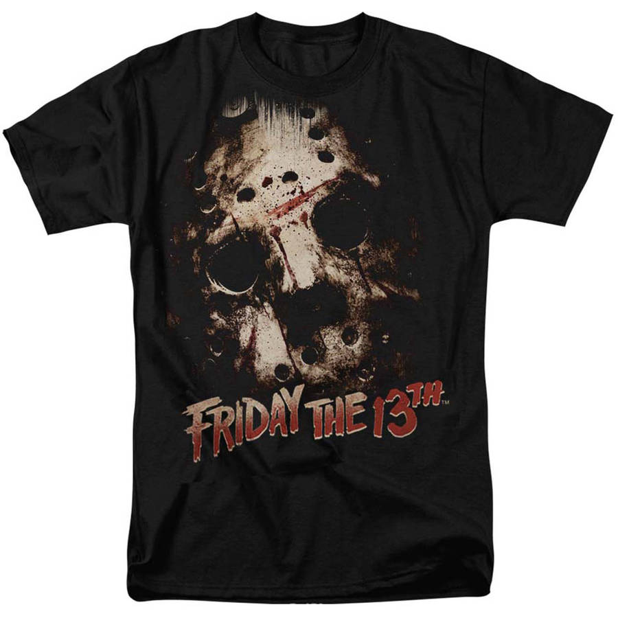 Friday the 13th Big Men's Graphic Tee, 2XL