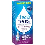 TheraTears Lubricant Eye Drops For Dry Eyes, Dry Eye Therapy, 1 fl. Oz. Bottle