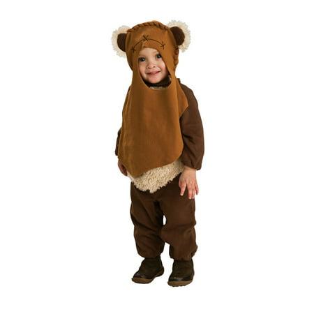 Ewok Toddler Costume Star Wars 885773 - Diy Ewok Costume