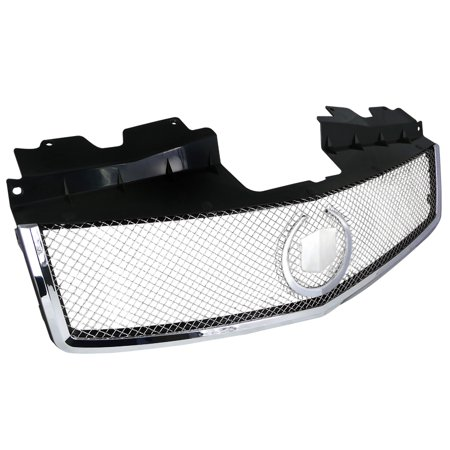 Spec-D Tuning For 2003-2007 Cadillac Cts Mesh Grill Grille 2004 2005 2006 2003 2004 2005 2006 2007