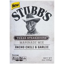 Herbs & Spices: Stubb's Marinade Mix