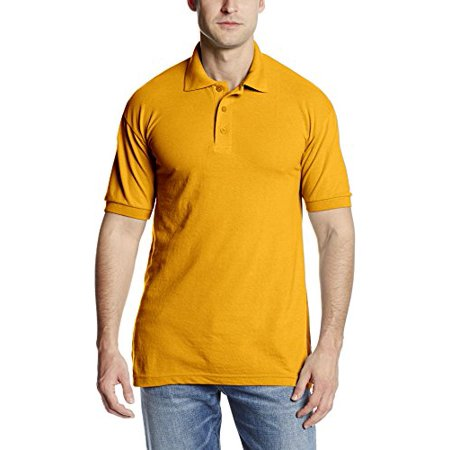 Adult Size S/S Pique Polo Shirt