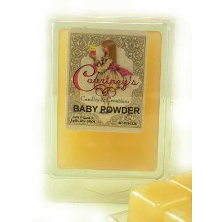 Baby Powder Mixer Melt Or Wax Tart By Courtneys Candles