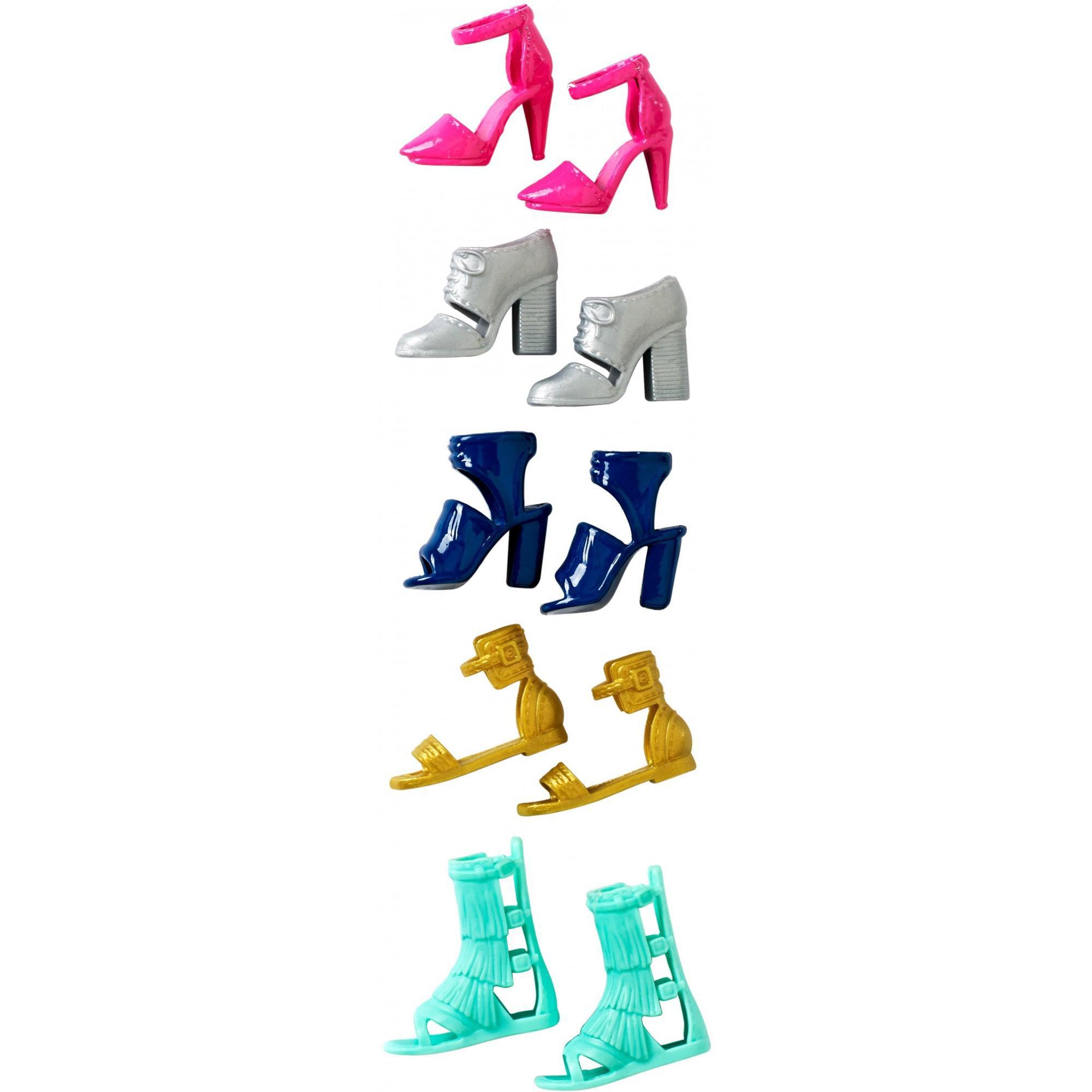 Barbie Shoe Pack, Original & Petite