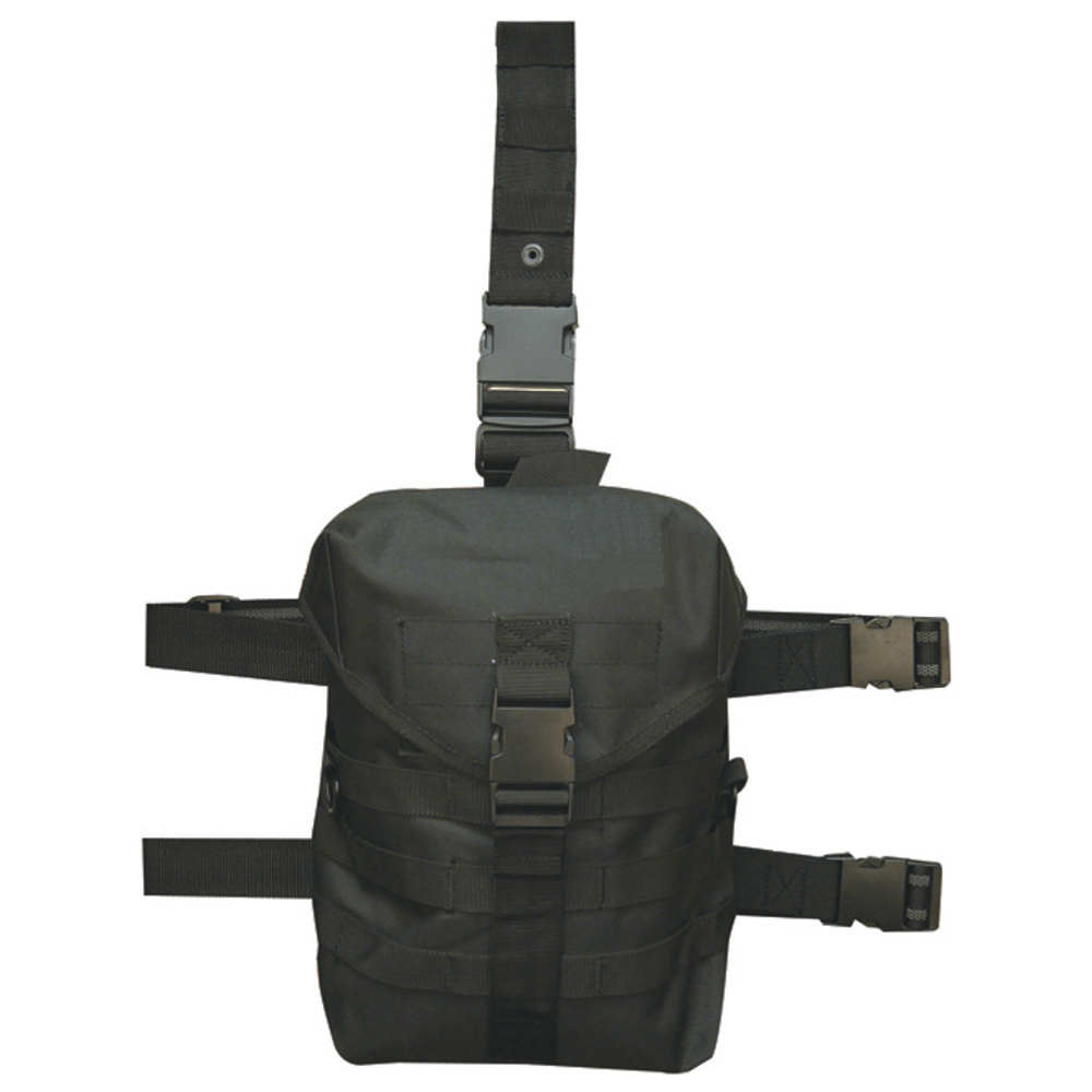 Click here to buy 5 Star Gear Drop Leg Gas Mask Carrier Olive Drab.
