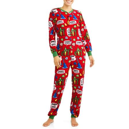 Elf Suits (Women's and Women's Plus Dropseat Union)