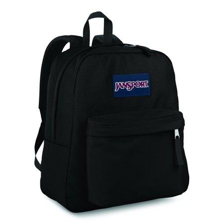 1bf6b9c17192 JanSport - Spring Break Backpack TDH7 (Black)
