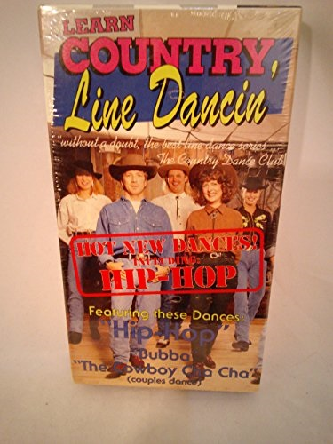 Learn Country Line Dancing, Vol. 6 [VHS] by