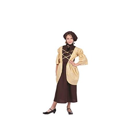 RG Costumes 91366-L Colonia Peasant Anne - Child Large](Peasant Costume Child)