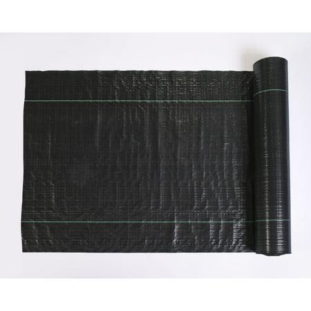 MISE 901 Woven Polypropylene Fabric, 300' Length x 50