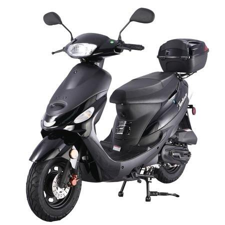 Gas Powered Scooter Parts (Taotao Pony50 49cc Gas Moped)