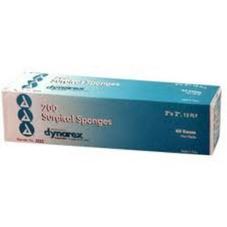 Gauze Sponge Non-Sterile 2X2 12PLY 200 ea 2x2 12 Ply Gauze