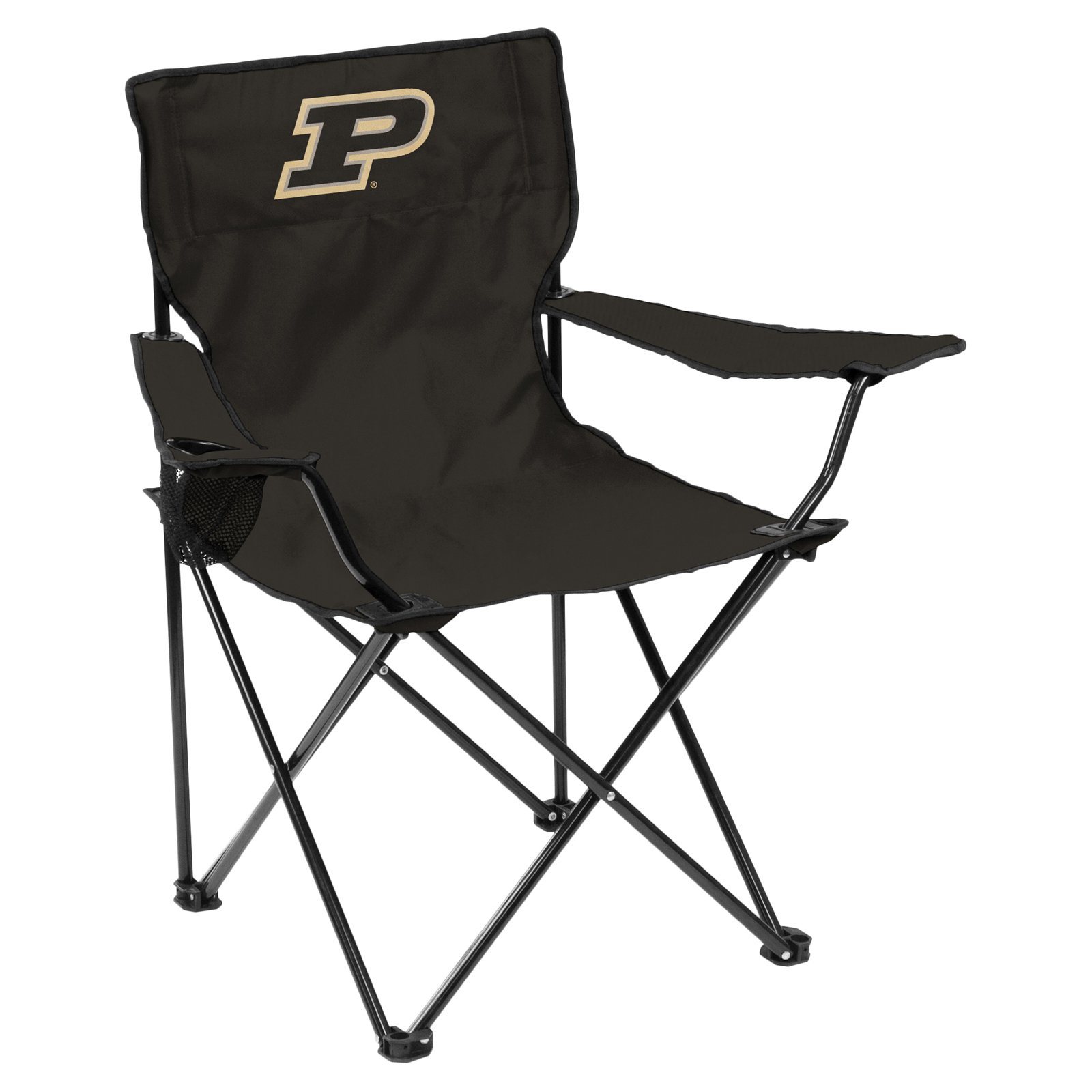 Logo NCAA Purdue Quad Chair