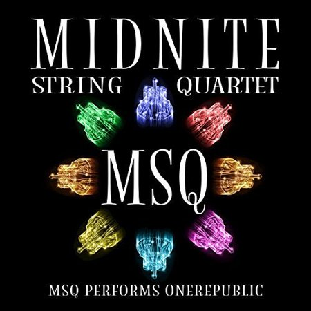 Midnight String Quartet Performs OneRepublic (CD) Stamps Quartet Music