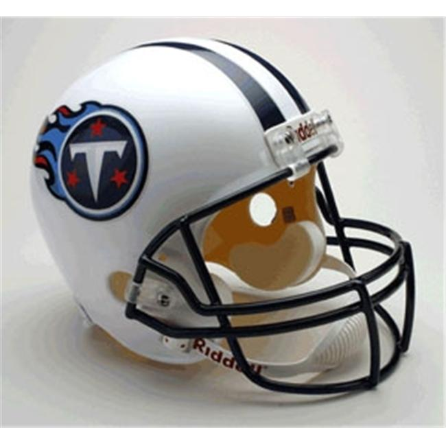 Creative Sports RD-TITANS-R Tennessee Titans Riddell Full Size Deluxe Replica Football Helmet