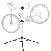 Heavy Duty Bicycle Mechanic Work Stand with Tool Tray